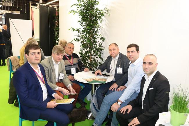 ACBA-CREDIT AGRICOLE BANK-NABU-BIOFACH 2018